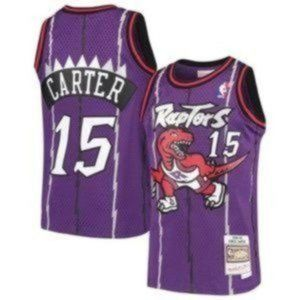 Youth Toronto Raptors Vince Carter #15 Jersey